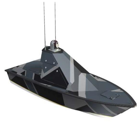 Разработка систем интеллектуального планирования движений и адаптивного управления автономными без экипажными катерами